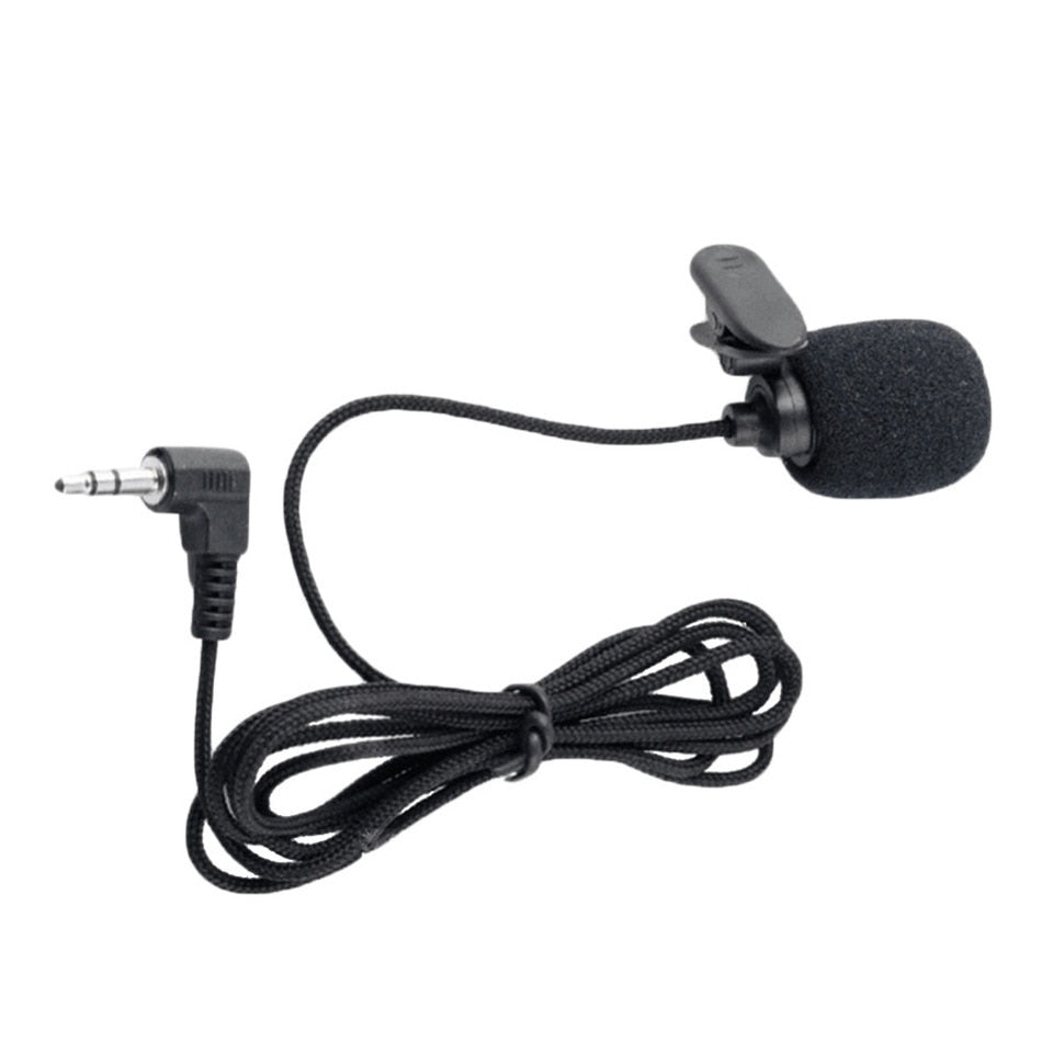 Rondaful™ Portable 3.5mm Lavalier microphone