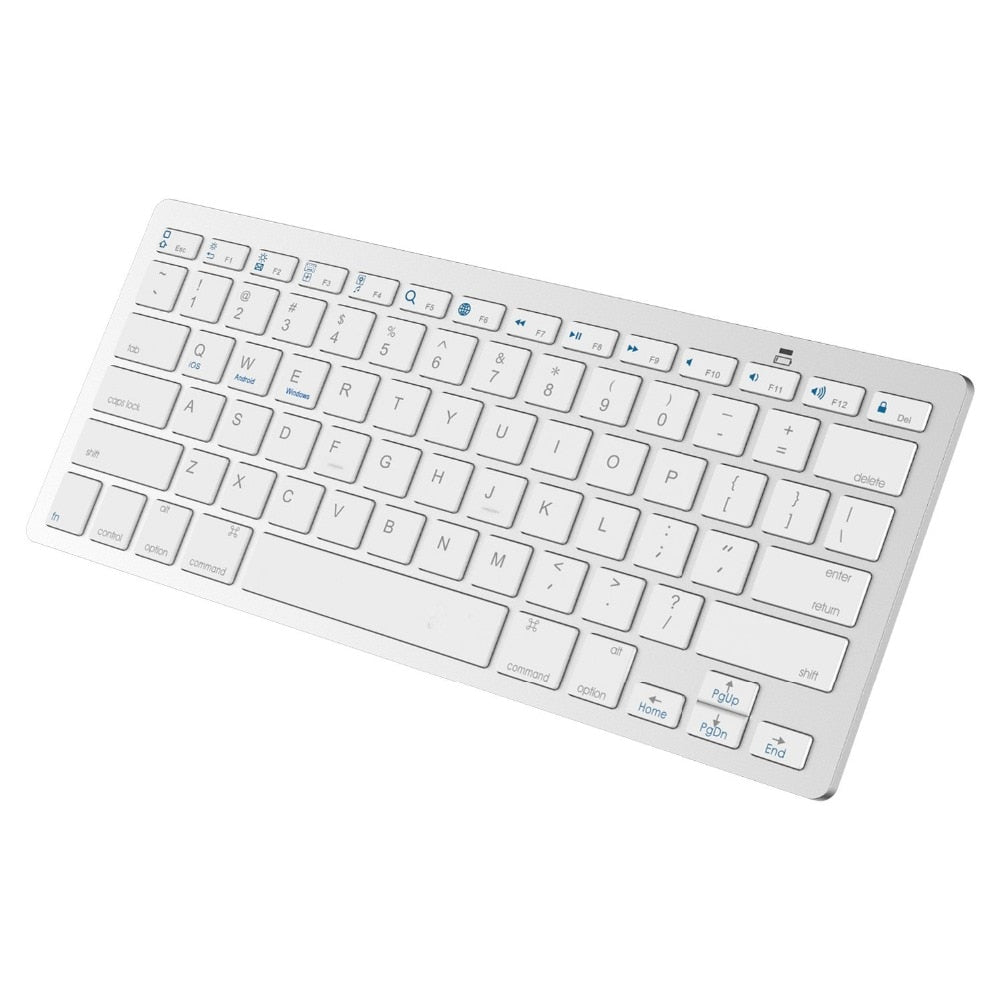 Kemile™ Ultra-slim Wireless Keyboard