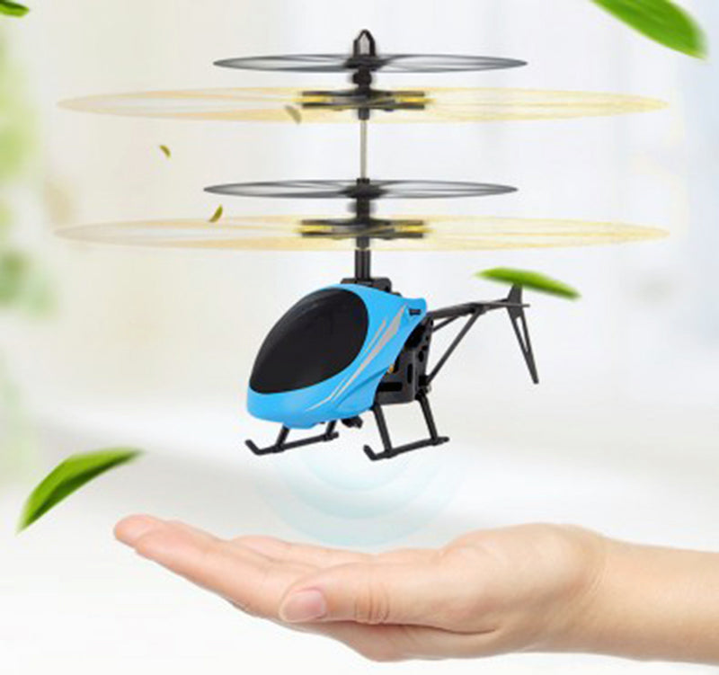 OL™ Mini RC drone Flying Helicopter - PICTOROBO
