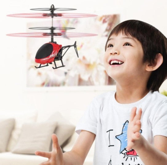 OL™ Mini RC drone Flying Helicopter