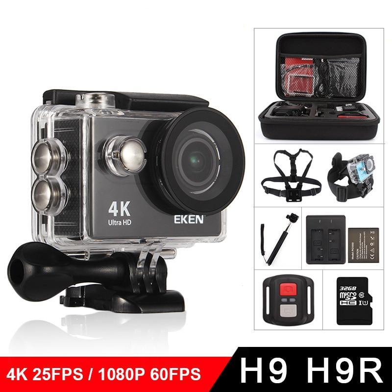 EKEN™ H9R / H9 Action Camera Ultra HD 4K / 25fps