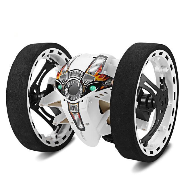 Bounce Mini LED Light Robot Car Toy - PICTOROBO