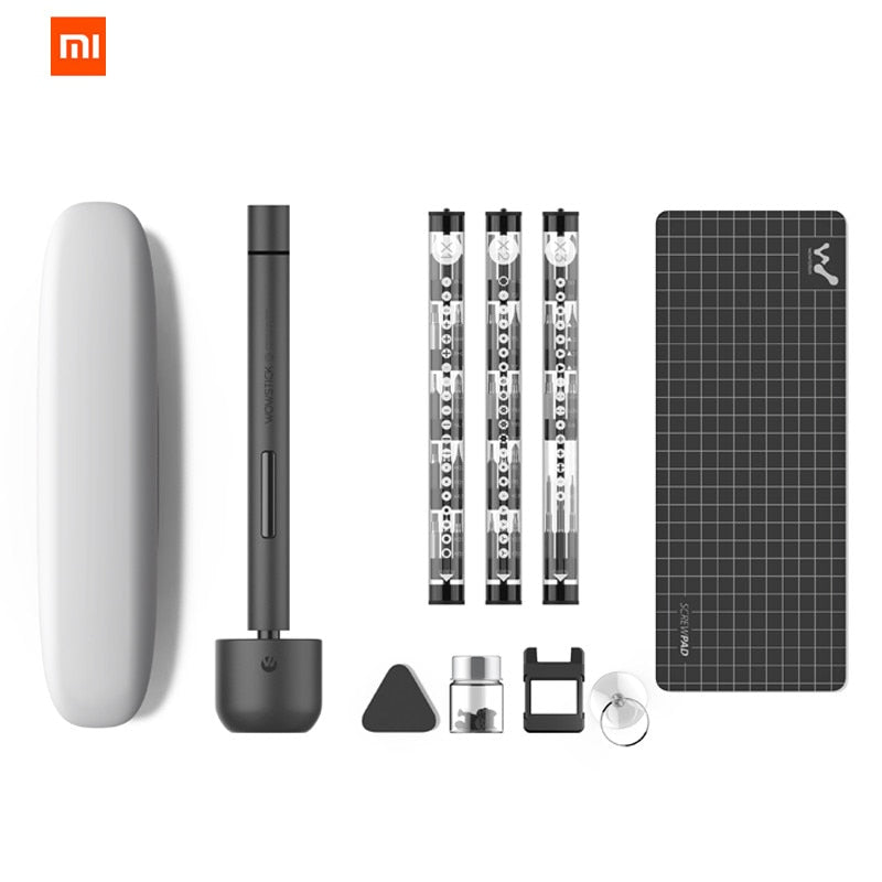 Original XIAOMI 64 In 1 Portable Electric Screw Mi driver