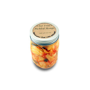 Chef Trini's Pickled Mango