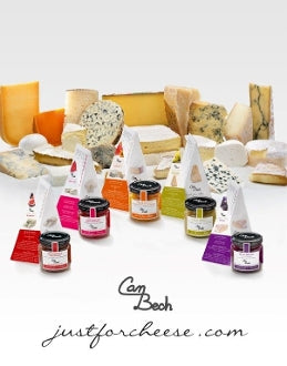 Just for Cheese Gift Pack - Black Grape & Almond Sauce