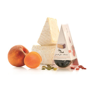 Just for Cheese Gift Pack - Peach, Apricot with Goji Berries