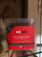 Mini Oliva Extra Virgin Olive Oil Infused with Chili Pepper