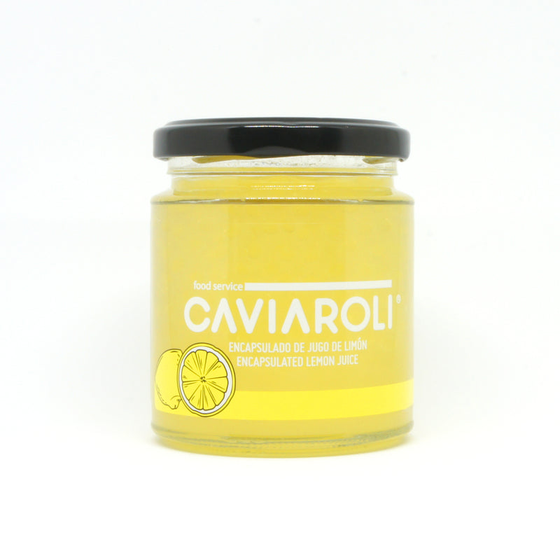 Caviaroli Lemon Juice Pearls