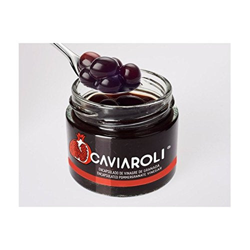 Caviaroli Encapsulated Pomegranate Vinegar