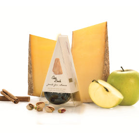 Just for Cheese Gift Pack - Apple, Pistachio and Cinnamon Sauce