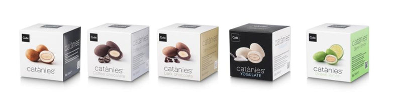 Cudié Catànies Collection (All 5 Flavors)