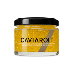 Caviaroli Encapsulated Extra Virgin Olive Oil with White Truffle
