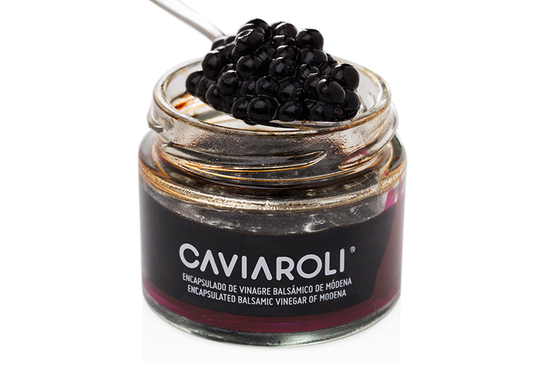 Caviaroli Encapsulated Balsamic Vinegar of Modena