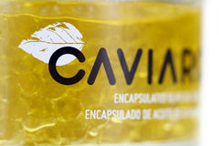 Caviaroli Encapsulated Extra Virgin Olive Oil with Basil