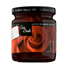 Can Bech Rose Petal Jelly