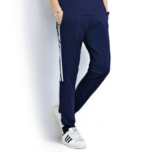 2016 Men Track Pants Couples Casual Pants Men Skinny Tracksuits Bottoms Men Trousers Sportswear Male Joggers Moletom 3XL 4XL 50-cgabuy