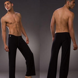 High Quality! Brand Pants Men's Pyjama Trousers Dance Harem Sweatpants Sleep Bloomers Casual Trousers 4 colors-cgabuy