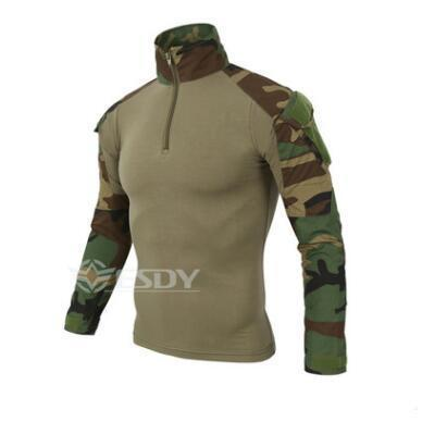 2017 Brand Hot Military Camouflage Military Frog Jacket Waterproof Trench Coat Military Jacket Men's Jacket and Jacket2016-cgabuy