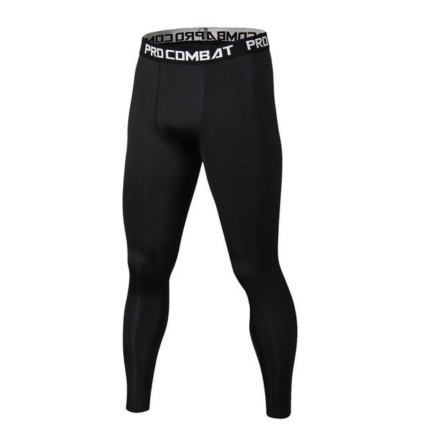 Mens compression tights Men's Compression Pants Base Layer Gear Tight Wear Fitness Pants Leggings Free shipping-cgabuy