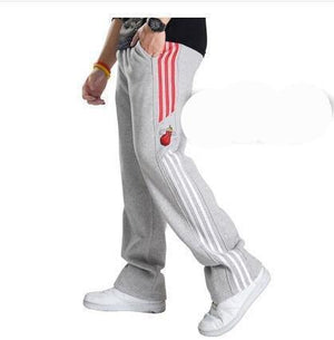 men Harem tactica Pants brand Sagging Military sweat Trousers sporting Pant Big Size Plus Elastic Waist Elderly Baggy Jogger-cgabuy