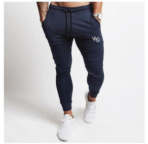 Joggers Pants Men 2018 Fashion Men Compression Pants Fitness Workout Skinny Sportswear Sweatpants Male Casual Leggings Trousers-cgabuy