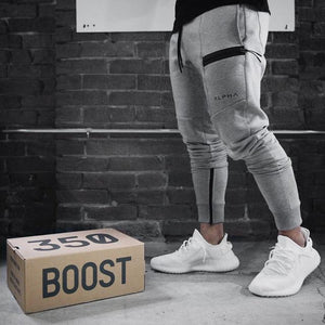 Sweatpants 2018 summer Men Pants Europe and America Fashion Trousers Men's Casual Trousers Fitness Men's Joggers Pants Menswear-cgabuy