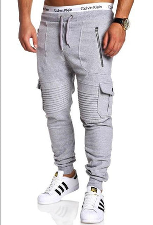 Casual Joggers Men Pants Sweatpants Camo Pants Men Jogger Men Clothes 2018 Cotton Stretch Hip Hop Trousers For Bodybuilding-cgabuy