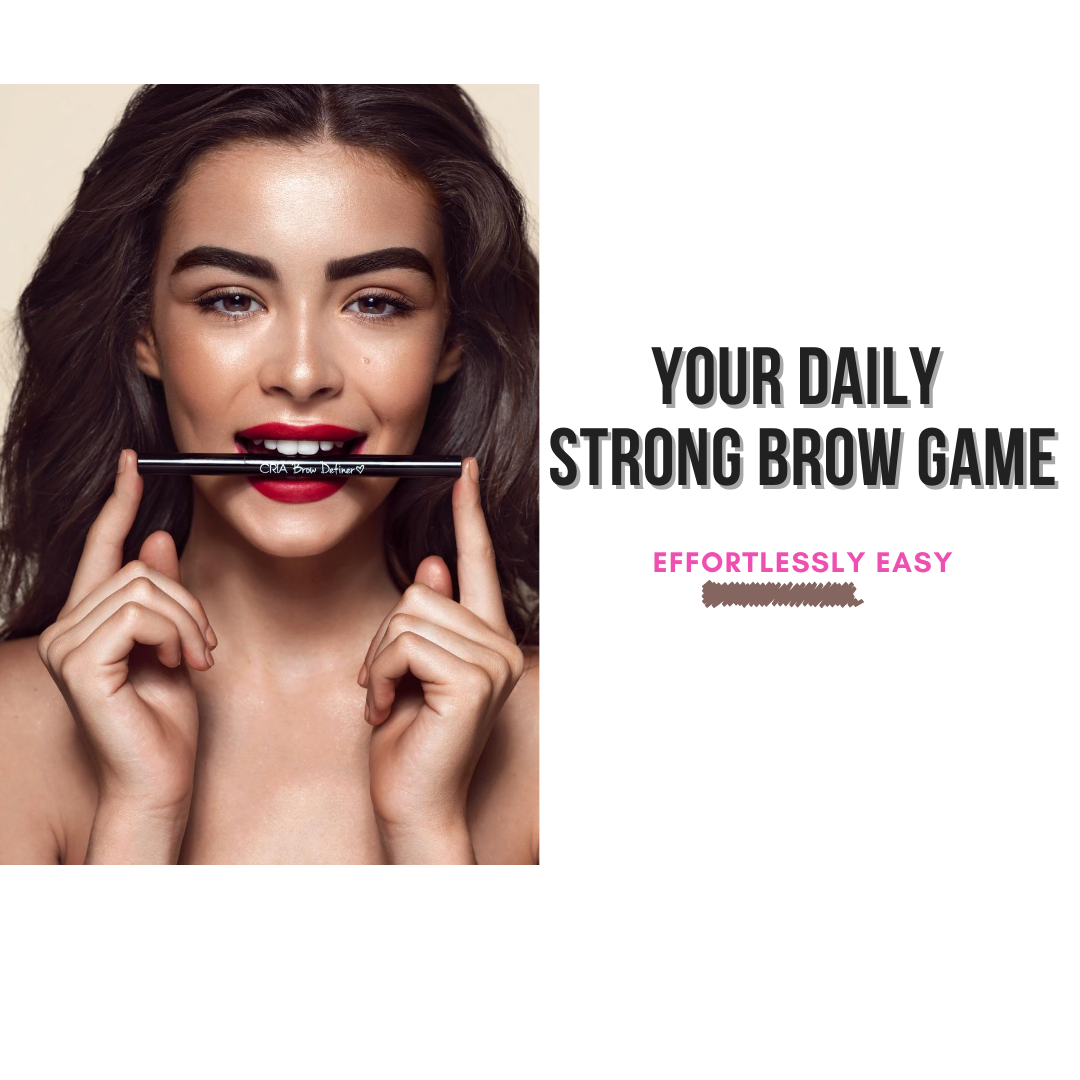 Your Daily Strong Brow game: The effortless brow liner