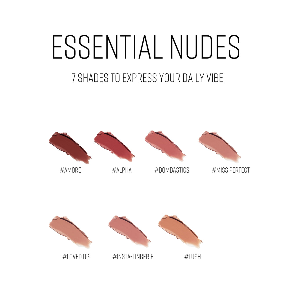Essential Nude shades