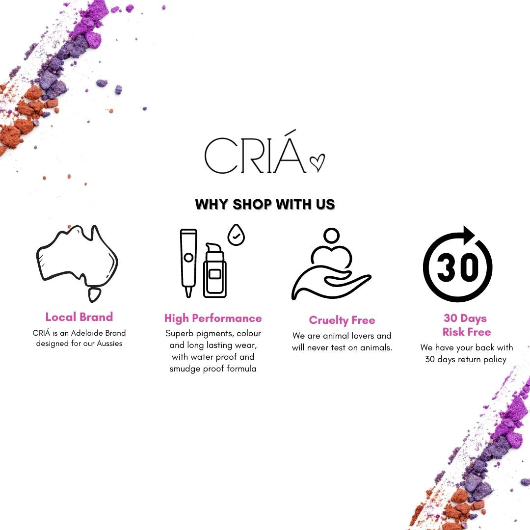 Why buy from CRIA