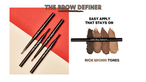 The Brow Definer for your everyday routine