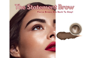 Pomade: The Statement Brow