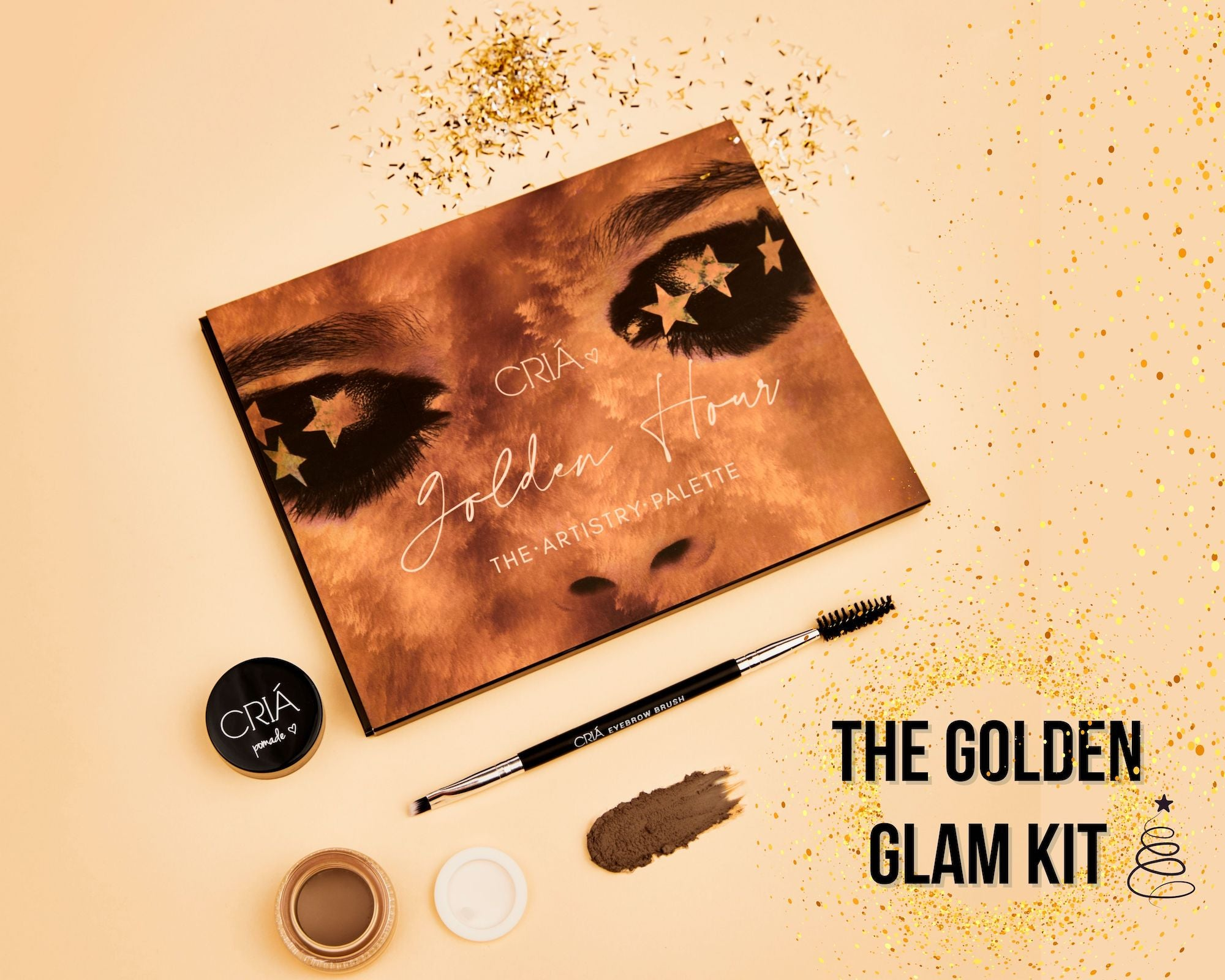 The Golden Glam Kit