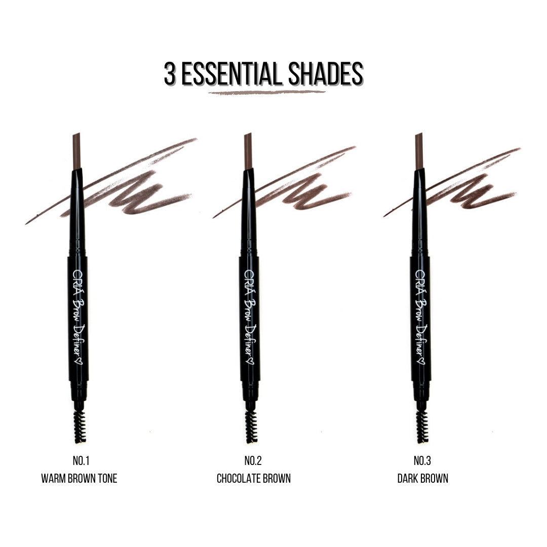 Perfect Brow Trio Kit (Blonde)