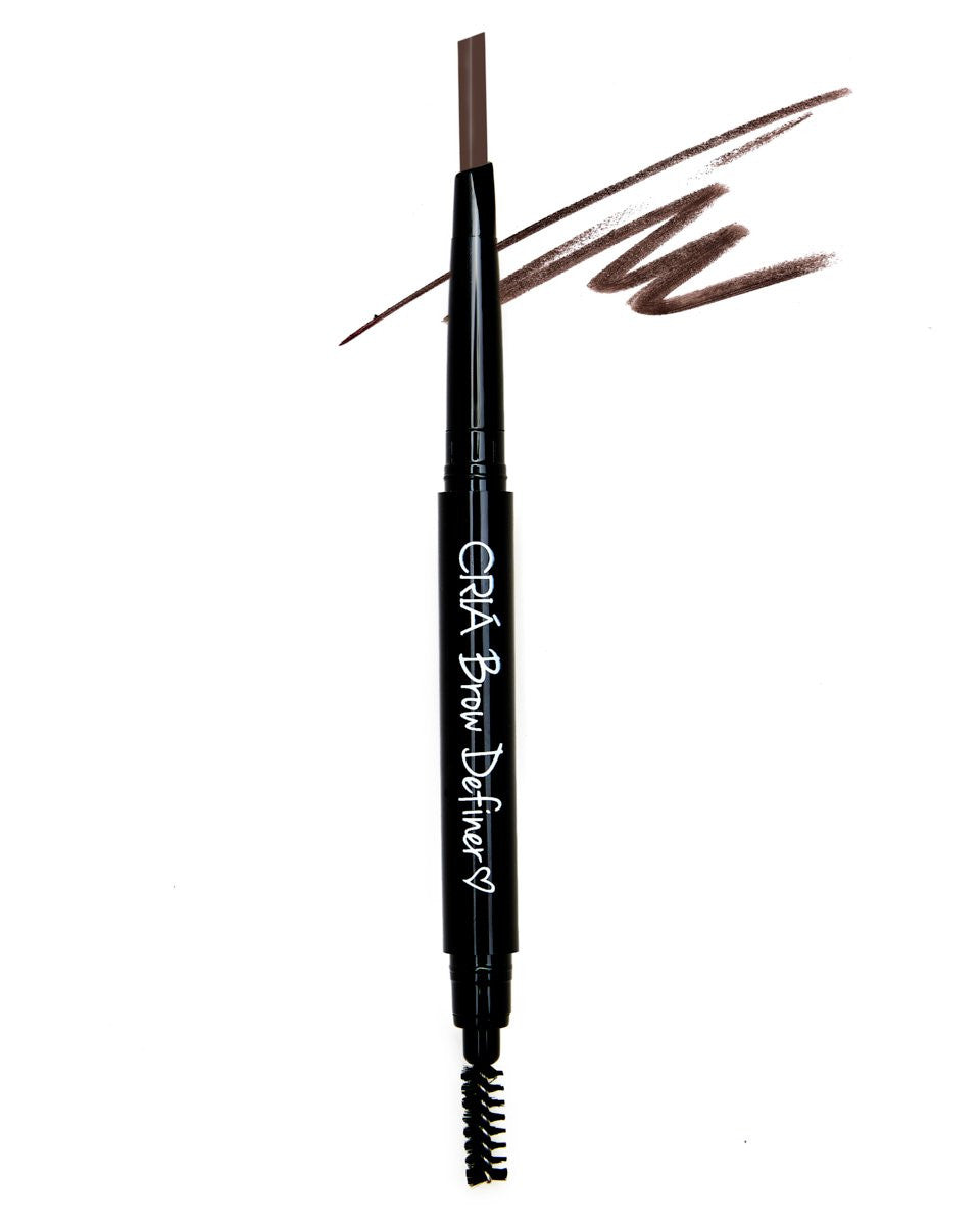 CRIÁ Brow Definer | Shade 1 | Warm Brown Tone