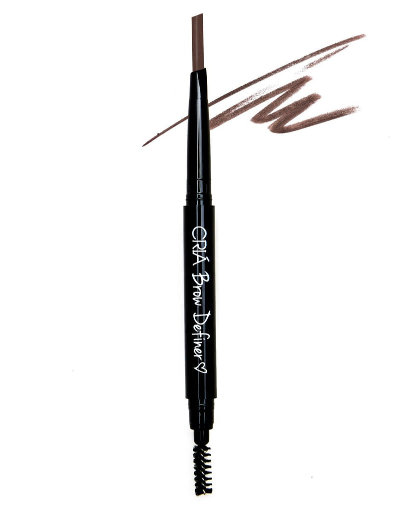 CRIÁ Brow Definer | Shade 2 | Chocolate Brown - CRIÁ Cosmetics