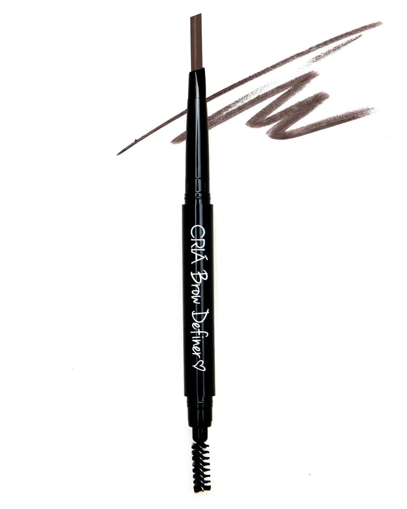 CRIÁ Brow Definer | Shade 3 | Dark Brown - CRIÁ Cosmetics