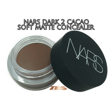 Load image into Gallery viewer, nars concealer, nars dark cacao concealer, brown concealer, best concealer, best price on nars, nars makeup, cacao, dark brown