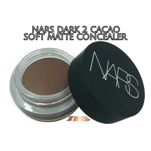 nars concealer, nars dark cacao concealer, brown concealer, best concealer, best price on nars, nars makeup, cacao, dark brown