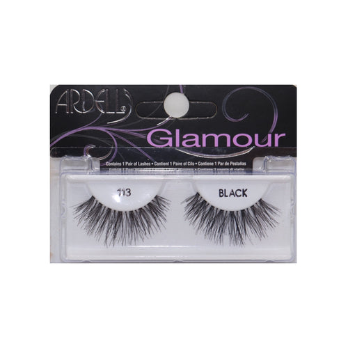 Ardell Eyelashes Glamour - 113 Black