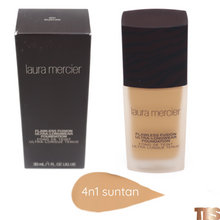 Load image into Gallery viewer, Laura Mercier Flawless Fusion Ultra Long-Wear Foundation- 2W2 Butterscotch 1 oz