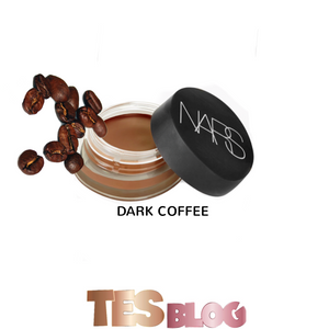 dark coffee, nars dark coffee, dark concealer, concealer, makeup, face