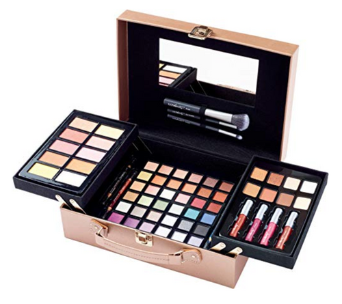 Beige 65 Piece Makeup Box Gift Set By ULTA