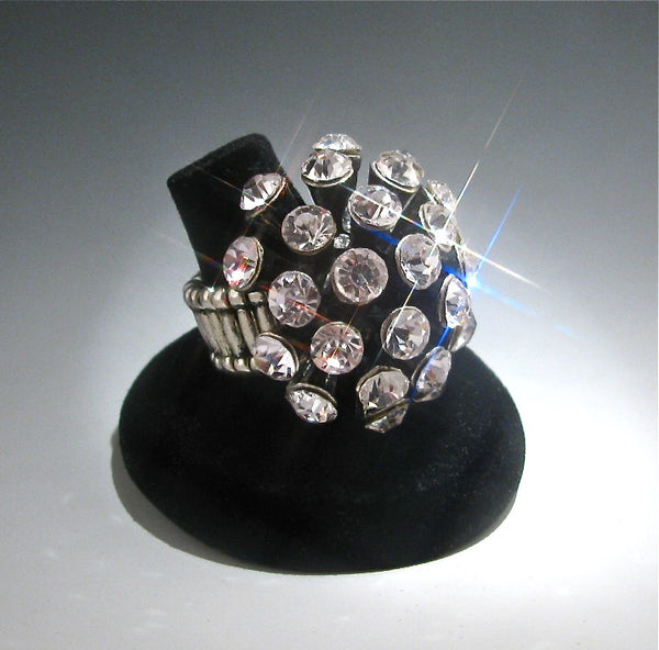 Fireworks Cocktail Ring