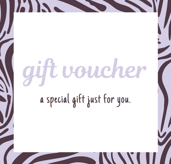 Gift voucher - What Fred Found