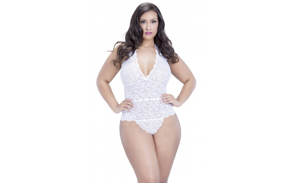Clemence Lace Teddy