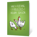 Holiday Flock (Illustrated) - thumbnail
