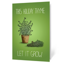 Holiday Plant a Garden (Illustrated) - thumbnail