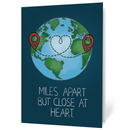 Miles Apart (Illustrated) - thumbnail