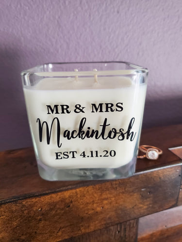 Wedding & Elopement Candles